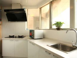 Kitchen in Shared Apartment