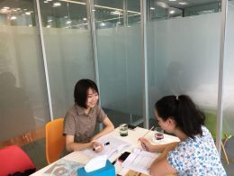 Beijing one on one class