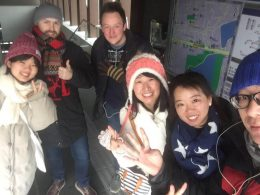 Staff from LTL Beijing on a Day Trip