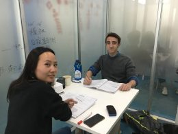 Learning Chinese individually with LTL