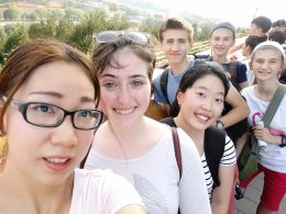 An afternoon at Jingshan Park