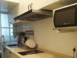 Serviced Apartment Kitchen