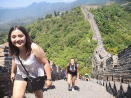 Summer Camp Trip to The Great Wall