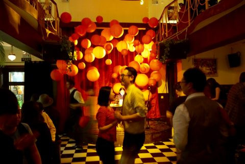 Best Hutong Bars - Modernista Swing night
