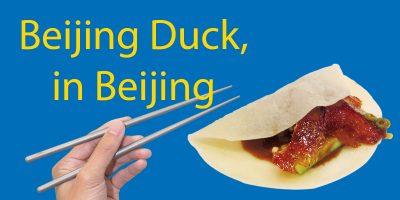 Where to Eat Beijing Duck in Beijing in 2021?