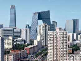 Beijing's Central Business District