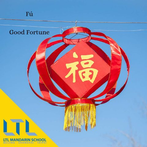 Chinese New Year: Fu Character