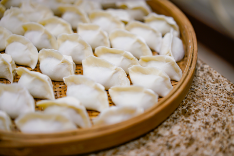 Chinese New Year Do's and Don'ts : DO eat Dumplings!
