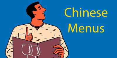 Chinese Menus Explained – How to Read a Chinese Menu