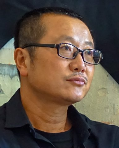 One of the most famous Chinese Science Fiction authors Liu Cixin
