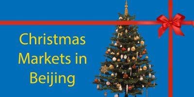 Christmas Markets in Beijing