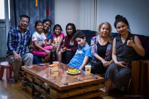 Beijing Summer Camp - Homestay and Dumplings