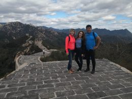 Exploring the Great Wall
