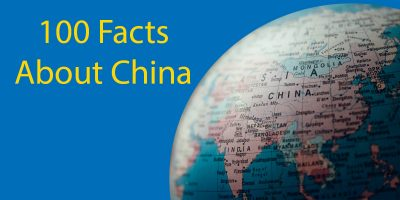 100 Mindblowing Facts About China (for 2021) 😲