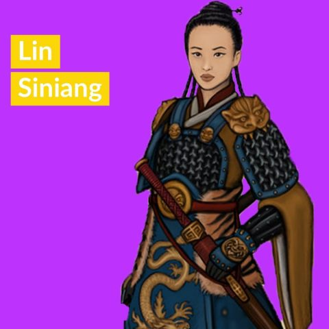 Famous Women in China Lin Siniang