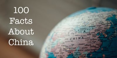 100 Mindblowing Facts About China