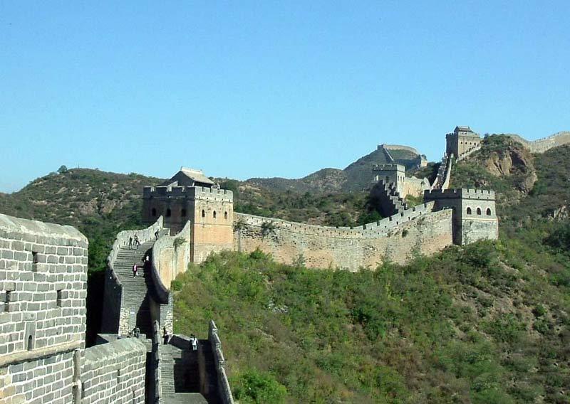 Jinshanling - Great Wall