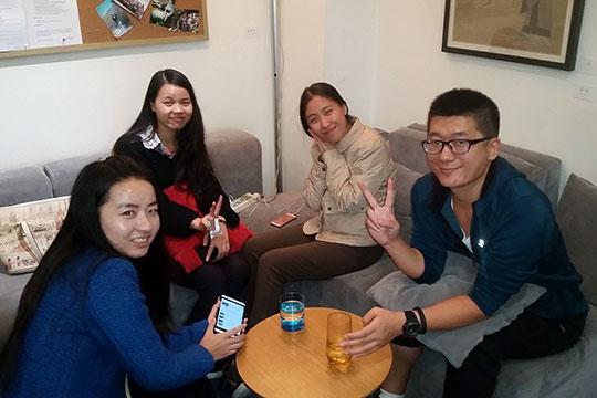 Our LTL Beijing Teachers