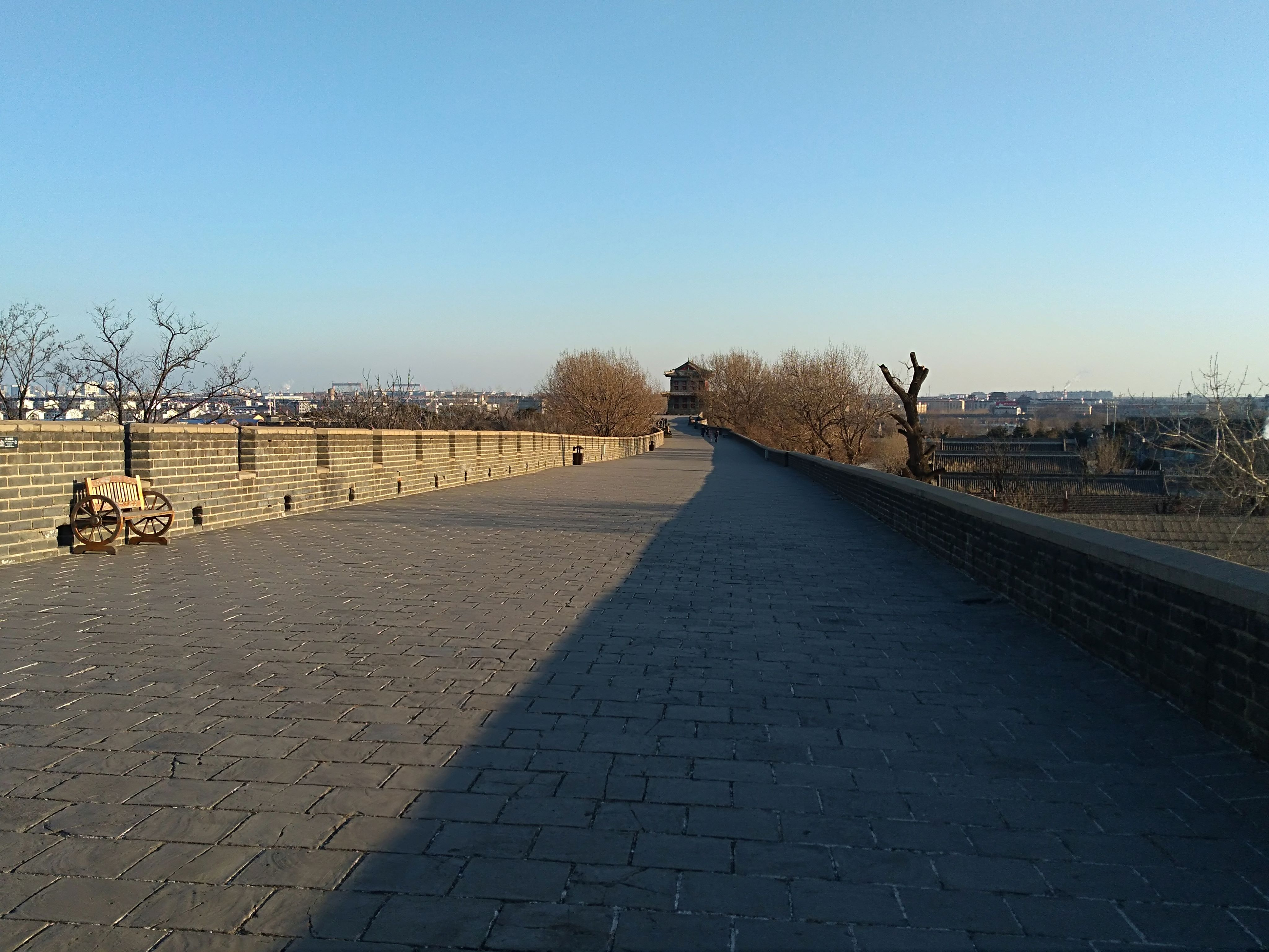 Shanghaiguan Great Wall