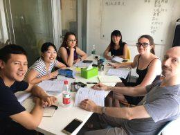 Small group class Beijing