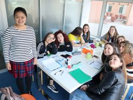 Italian School Trip - Group Classes
