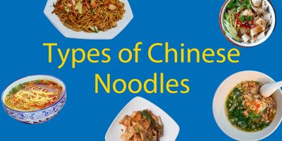 Types of Chinese Noodles 🍜 A Guide to 11 Varieties
