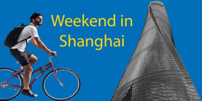 A Weekend in Shanghai – Lenka's Story
