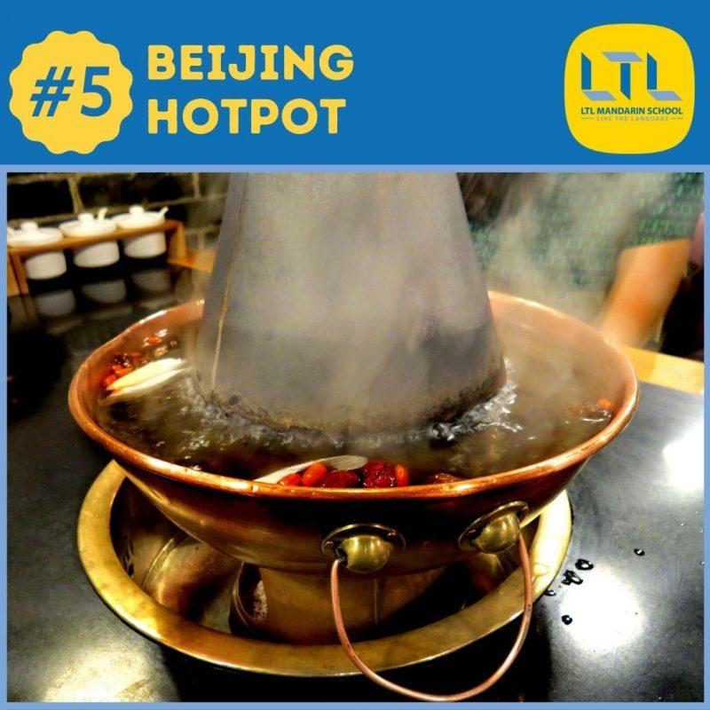 Beijing Winter - Amazing Hotpot