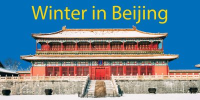 Winter in Beijing ⛄- 9 Things You Must Do or See (for 2021)