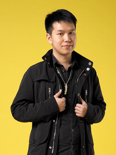 **Alex Wang**  Teacher