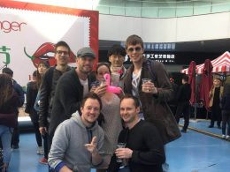 LTL Beijing Students at the Beijinger Hot and Spicy Festival