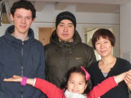 Living in Beijing with Chinese Family