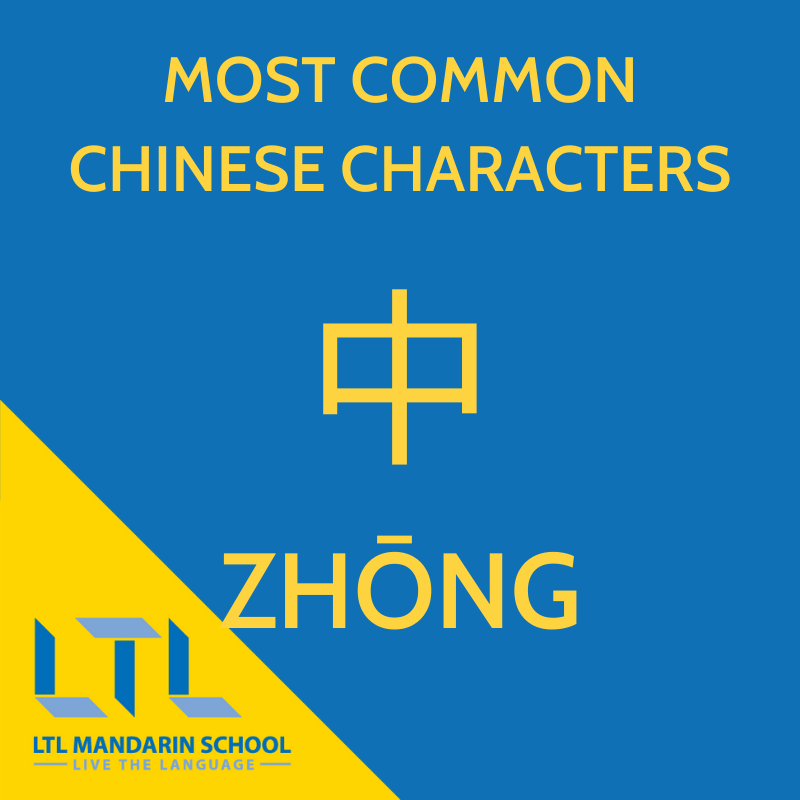 Common Chinese Characters