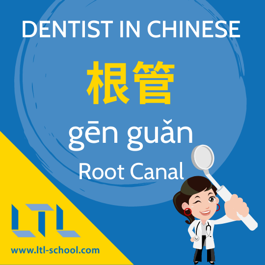 Root Canal in Chinese