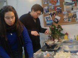 dumpling party activity