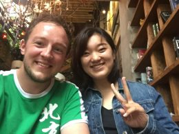 Marketing Manager Max, and Teacher Zhongwen in Chengde