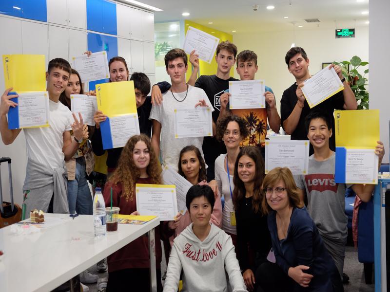 learn-mandarin-Italian Group