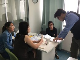 Class time in Beijing - Studying Mandarin with LTL