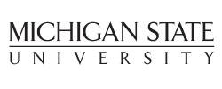 MSU Michigan State University logo