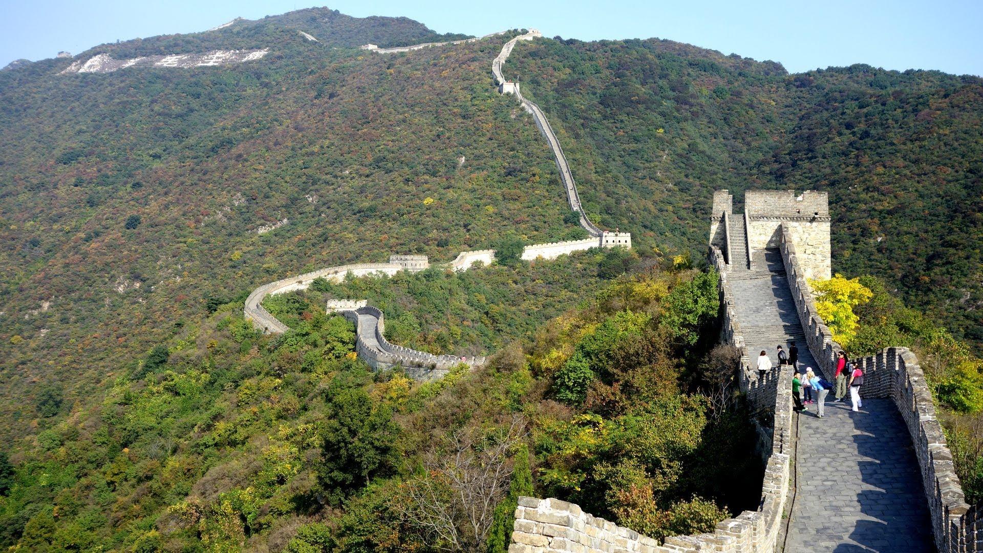 Mutianyu (慕田峪) - A popular Great Wall spot