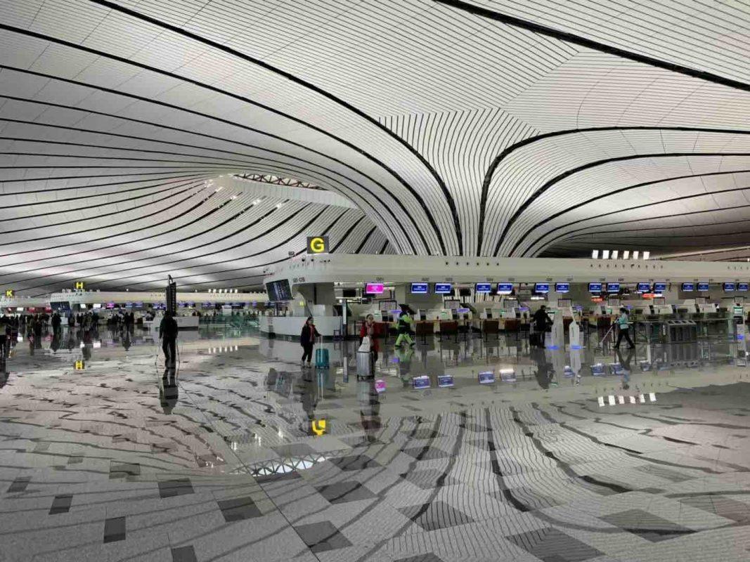 Beijing Daxing Airport - International Departures