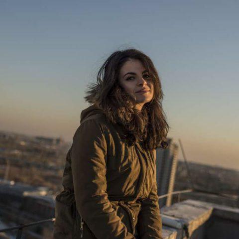 Sara in Beijing