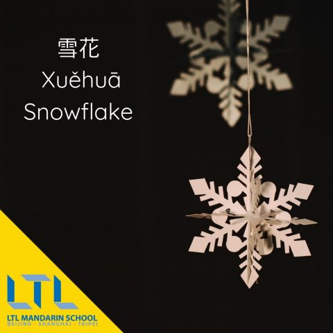 snow in chinese