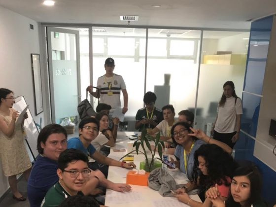 Mexico Summer Camp 2018 at LTL Beijing