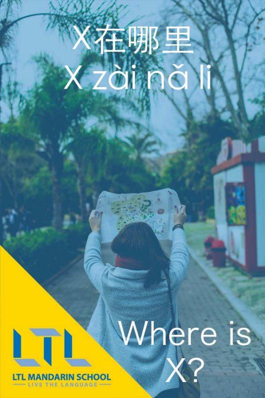 Basic Mandarin - Where is in Chinese