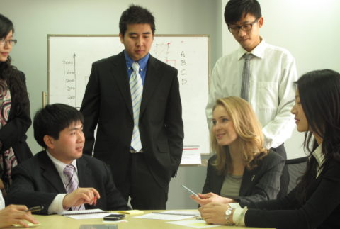 Business Chinese Classes in Beijing